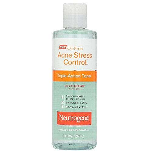 Neutrogena - Acne-Fighting Stress Control Triple-Action Facial Toner