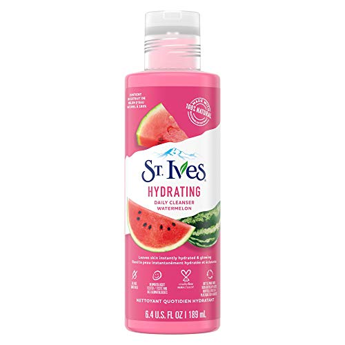 St. Ives - St. Ives Hydrating Watermelon Daily Cleanser - 6.4oz, pack of 1