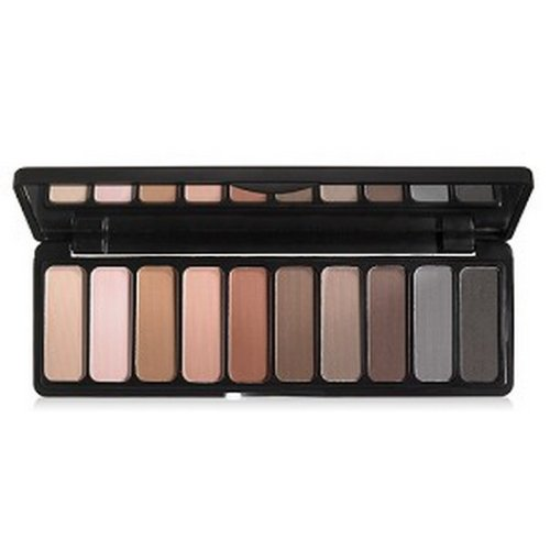 E.l.f Cosmetics - (6 Pack) e.l.f. Studio Mad for Matte Eyeshadow Palette - 10 Shades