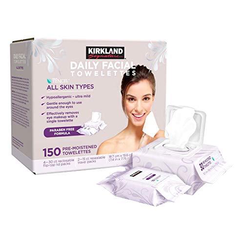 Kirkland Signature - Daily Facial Towelettes