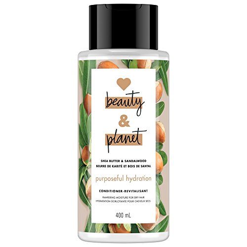 Love, Beauty & Planet - Love Beauty And Planet Shea & Sandalwood Purposeful Hydration Conditioner 400 mL