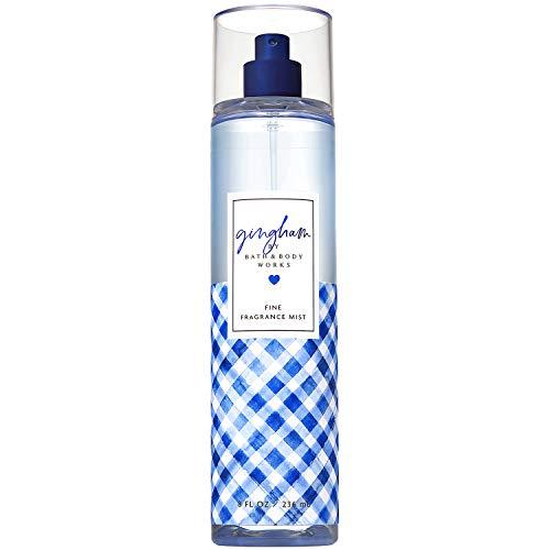 Bath & Body Works Bath and Body Works GINGHAM Fine Fragrance Mist 8 Fluid Ounce (Limited Edition)