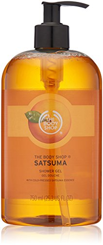 The Body Shop - The Body Shop Satsuma Shower Gel, 25.3 Fl Oz
