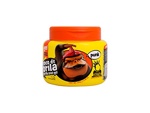 Moco De Gorila MOCO DE GORILA Punk Extreme Hold Gel, 11.99 oz (Pack of 4)