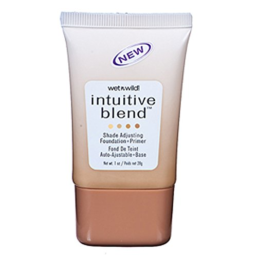 Wet N' Wild - Wet n Wild Intuitive Blend Foundation + Primer, Shade Adjusting, Tan 178, 1 oz.