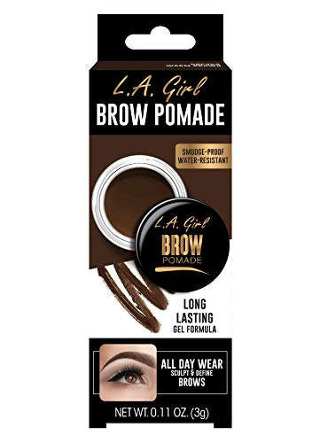 L.A. Girl Cosmetics - L.A. Girl Brow Pomade (DARK BROWN)