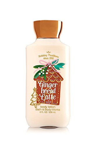 Bath & Body Works - Gingerbread Latte Body Lotion