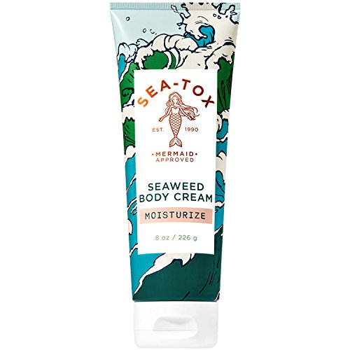 Bath & Body Works - SEA-TOX Seaweed Body Cream