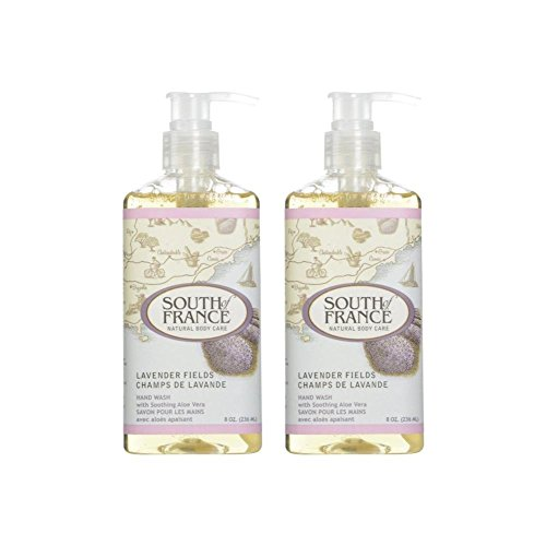 South Of France - Liquid Hand Soap Lavender Fields