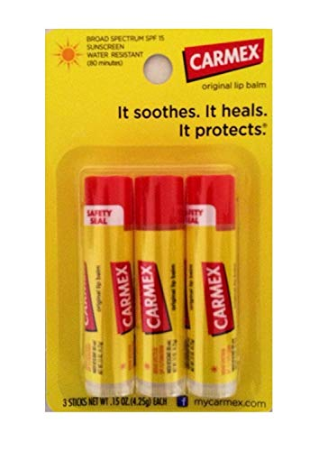 Carmex - Classic Lip Balm SPF 15 Lip Protectant
