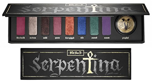 Kát Von D - Kat Von D Serpentina Eyeshadow Palette - LIMITED EDITION