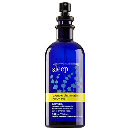 Bath & Body Works - Bath and Body Works Aromatherapy Pillow Mist Lavender Chamomile Retired Fragrance