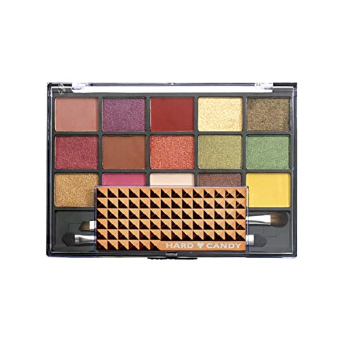 Hard Candy - Look Pro! Eyeshadow Palette