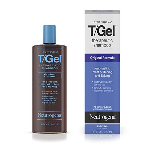 Neutrogena - T/Gel Therapeutic Shampoo, Anti-Dandruff Treatment