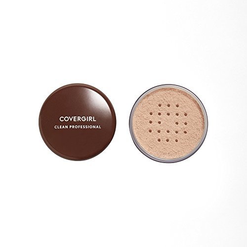 Covergirl - COVERGIRL Professional Loose Finishing Powder Translucent Light.7 oz (packaging may vary)