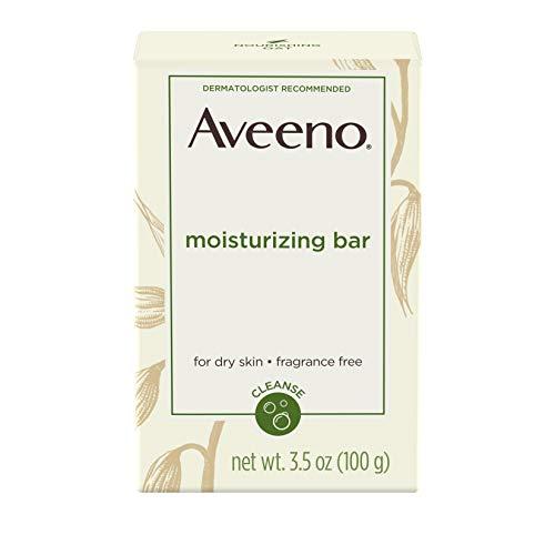 Aveeno - AVEENO Naturals Moisturizing Bar for Dry Skin 3.50 oz