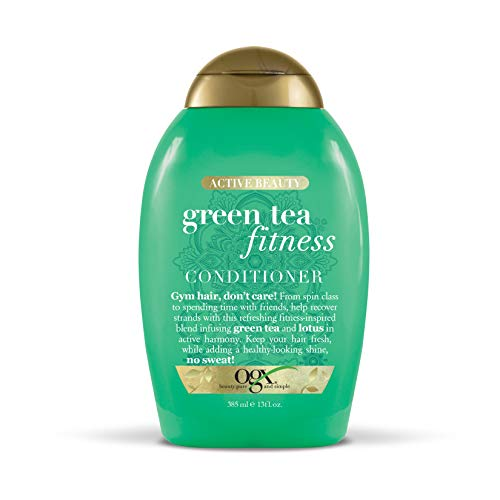 Ogx - Ogx Conditioner Green Tea Fitness 13 Ounce (385ml) (2 Pack)