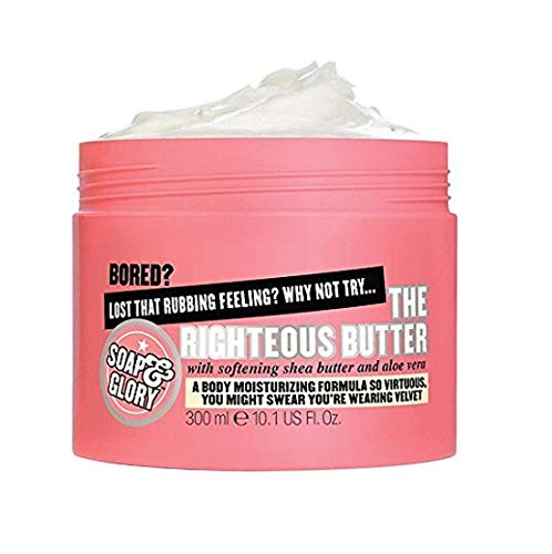 Soap & Glory - Soap & Glory The Righteous Butter Body Butter, 10.1 Fluid Ounce