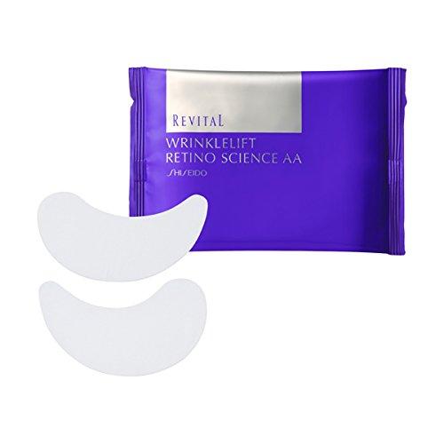 Shiseido - Shiseido Revital Wrinklelift Retino Science Aa Eye Mask 12 Pairs