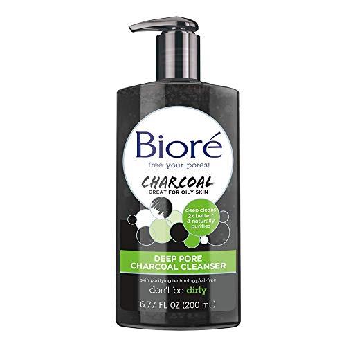 Bioré - Deep Pore Charcoal Cleanser