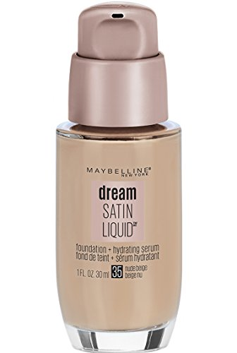 Maybelline - Maybelline Dream Satin Liquid Foundation (Dream Liquid Mousse Foundation), Nude Beige, 1 fl. oz.