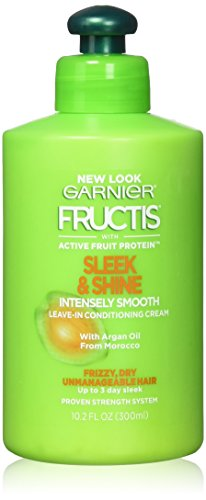 Garnier - Fructis Sleek & Shine Intensely Smooth Leave-In Conditioning Cream