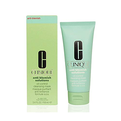 Clinique - Anti-Blemish Solutions Oil-Control Cleansing Mask
