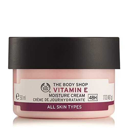The Body Shop The Body Shop Vitamin E Moisture Cream, Paraben-Free Facial Cream, 1.7 Oz.