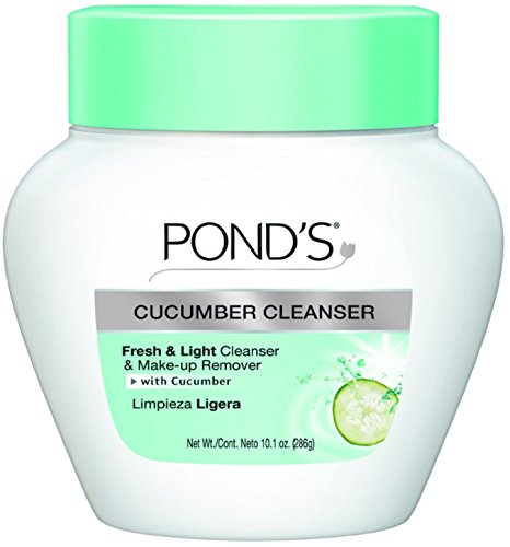 Pond's - Pond's Deep Cleanser and Make-Up Remover Cucumber 6.50 oz (Pack of 9)