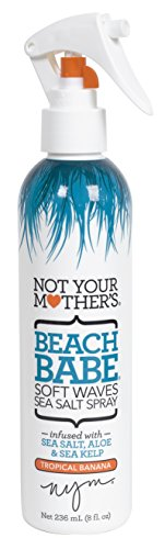 Not Your Mother's - Beach Babe Soft Waves Sea Salt Spray, Tropical Banana Scent
