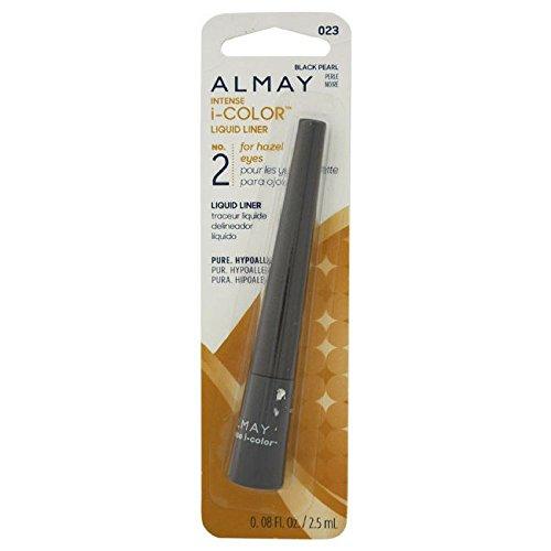 Almay - Intense i-Color Liquid Liner, Black Pearl [023]