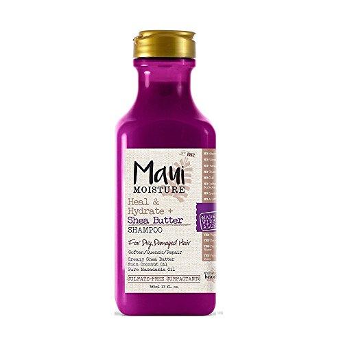 Maui Moisture - Maui Moisture Heal & Hydrate + Shea Butter Shampoo