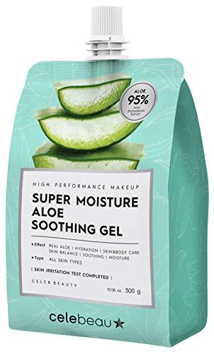 CELEBEAU - CELEBEAU - Super Moisture Soothing Gel