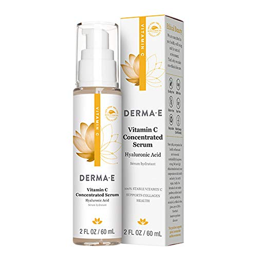 Derma E - Vitamin C Concentrated Serum with Hyaluronic Acid
