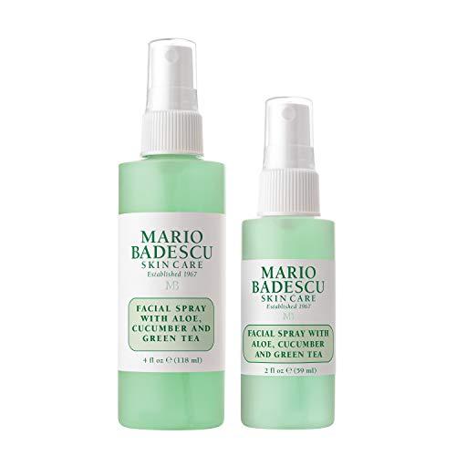 Mario Badescu - Facial Spray with Aloe, Cucumber & Green Tea Duo