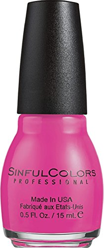 SinfulColors - Sinful Colors Professional Nail Polish Enamel, Boom Boom [851] 0.50 oz (Pack of 2)