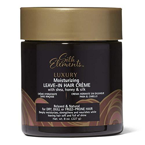 Silk Elements Silk Elements MegaSilk Leave-In Hair Moisturizing Creme 8 oz
