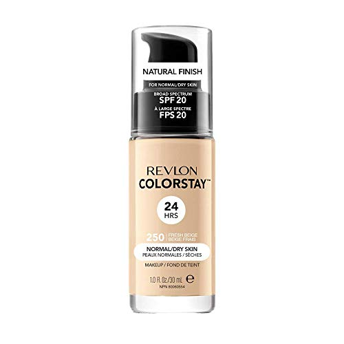 Revlon - Revlon ColorStay Liquid Foundation For Normal/dry Skin, SPF 20, Porcelain, 1 Fl Oz
