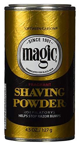 Magic - Shaving Powder Gold Can