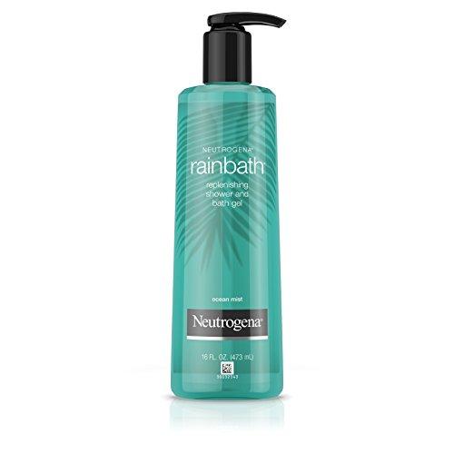 Neutrogena - Neutrogena Rainbath 16 Ounce Ocean Mist Shower & Bath Gel (473ml) (3 Pack)
