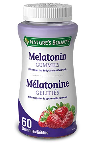 Nature'S Bounty - Nature's Bounty Melatonin Gummies, 60 Gummies