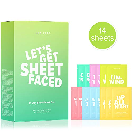 I Dew Care - Let's Get Sheetfaced