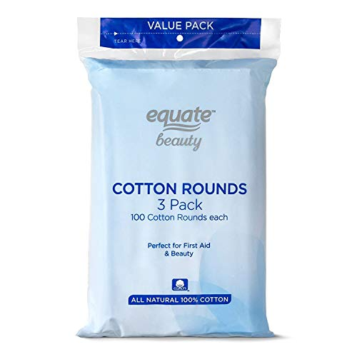 Equate - Beauty Cotton Rounds