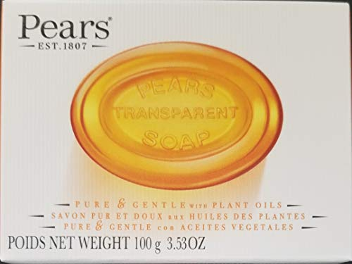 Generic Pears Transparent Soap 3.5oz