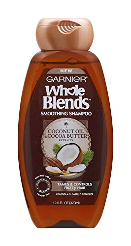 Garnier - Whole Blends Shampoo with Coconut Oil & Cocoa Butter Extracts