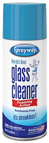 Sprayway Sprayway SW053R Ammonia-FreeGlass Cleaner,Foaming Action -Streakless Shine,15 Oz