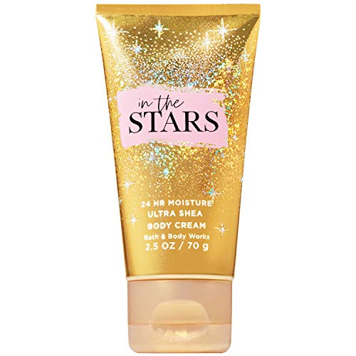 Bath & Body Works - Bath and Body Works in The Stars Travel Size Body Cream 2.5 Ounce (Limited Edition)