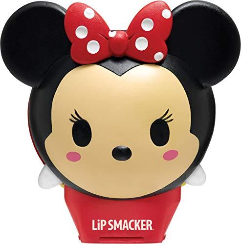 Lip Smacker - Lip Smacker Disney Tsum Tsum Balms, Minnie Strawberry Lollipop, 0.26 Ounce