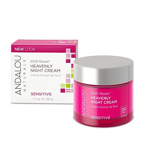 Andalou Naturals - 1000 Roses Heavenly Night Cream