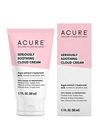 Acure - ACURE Seriously Soothing Cloud Cream, 1.7 Fl. Oz. (Packaging May Vary)